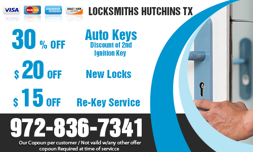 Locksmiths Hutchins TX Coupon