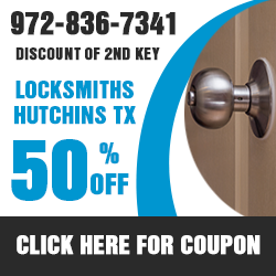 Locksmiths Hutchins TX Offer